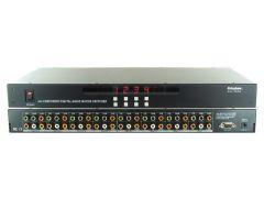 Shinbow SB-5644 4x4  Component Video + Digital/Analog Audio Matrix Switch