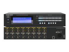 Shinbow SB-5669K 16x16 HDMI UHD 4k2k Matrix Routing Switcher With Full Edid Management/Learning