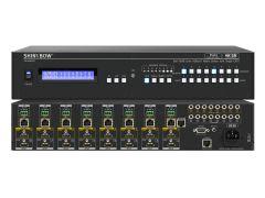 Shinybow SB-5688CKP 8x HDMI Inputs / 8x HDMI & 8x HDBaseT PoH...