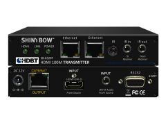 Shinbow SB-6320T HDMI Hdbaset Transmitter Up To 330 Feet (100M) (Dual Lan, 2-Way Ir, Rs-232, HDMI & Audio For Dvi)