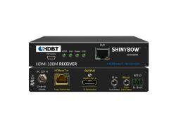 Shinybow SB-6335R5 5-Play HDBaseT PoH Receiver up to 330 ft...