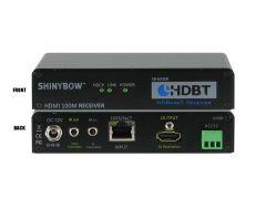 Shinbow SB-6335R HDMI Hdbaset Receiver Up To 330 Feet (100M) - (2-way Ir, Rs-232, HDMI)