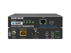 Shinybow SB-6335T4 4-Play HDBaseT Transmitter up to 330 ft...