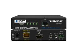 Shinybow SB-6335T5 5-Play HDBaseT PoH Transmitter up to 330 ft...