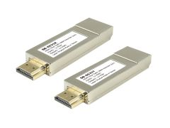 Shinbow SB-6531 KIT 4k UHD HDMI Over Dual Lc Multimode Fiber Fiber Optic 984ft (300M) Extender Kit