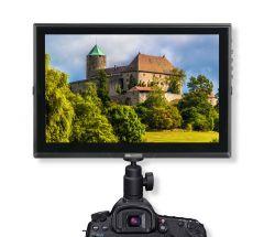 Delvcam Monitor Systems SDI10-IP Delvcam  10.1-Inch 3G-SDI Camera Monitor with HDMI & VGA Inputs