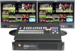 DataVideo SE2850-8 HD/SD 8/12-Channel Digital Video Switcher