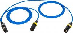 Sescom SES-AES-EBU-Y-6 Impedance Matching AES/EBU Y Splitter Cable - 6 Foot