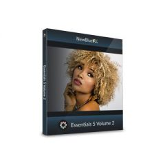 NewBlueFX SKUESS52 NewBlue Essentials 5 Vol. 2