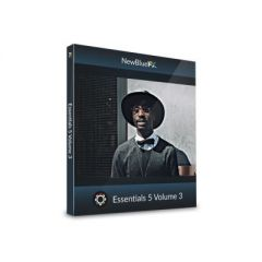 NewBlueFX SKUESS53 NewBlue Essentials 5 Vol. 3