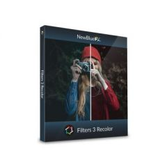 NewBlueFX SKUFIL5RCL NewBlue Filters 5 Recolor