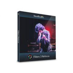 NewBlueFX SKUFIL5RFC NewBlue Filters 5 Refocus