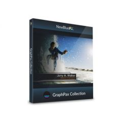 NewBlueFX SKUTP3GC NewBlue GraphPax Collection