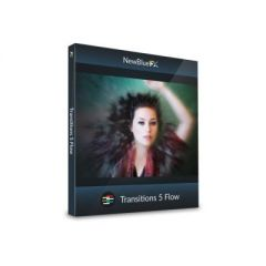 NewBlueFX SKUTRA5FL NewBlue Transitions 5 Flow