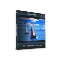 NewBlueFX SKUTRA5IN NewBlue Transitions 5 Inspire