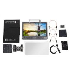SmallHD 1303 HDR 13'' Production Monitor Gold Mount Kit