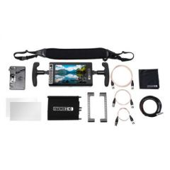 SmallHD 703 Ultra Bright Monitor Gold Mount Bundle