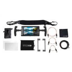 SmallHD 703 Ultra Bright Monitor V-Mount Bundle