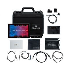 SmallHD Cine 7 Deluxe Bundle (Gold Mount)