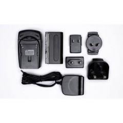 SmallHD 2x L-Series Battery Kit