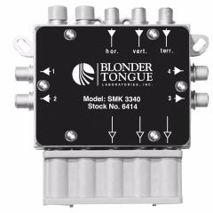 Blonder Tongue SMK 3340 Cascading Multiswitch 3 In-4 out Limited...