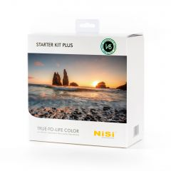 NiSi 100mm Starter Kit Plus Third Generation III with V6 and Landscape CPL - NIP-100-SKIT-PLUS-III