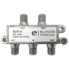Blonder Tongue SUV-4 4-Way Splitter Limited Availabililty