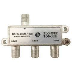 Blonder Tongue SXRS-3 3-Way Splitter