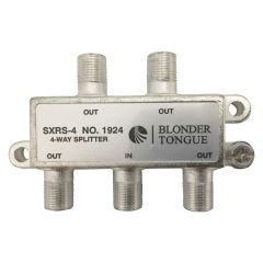 Blonder Tongue SXRS-4 4-Way Splitter