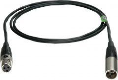TecNec TA3M-TA3F-50 Premium Quality Mini XLR Male-Mini XLR...