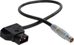 Laird Digital Cinema TD-PWR1-18IN Laird  Lemo 2-Pin Male to PowerTap Cable for Teradek - 18 Inch