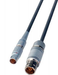Laird Digital Cinema TD-PWR8-02 Laird  Teradek Power Cable Lemo 2-Pin Male to Fischer 11-Pin Male - 2 Foot