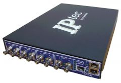 IPtec Telemetry TNP-100 PCM  & IRIG Ethernet Multiplexer Telemetry Only