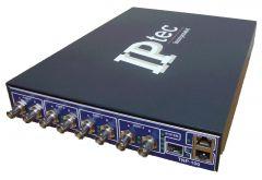 IPtec Telemetry TNP-100 PCM  & IRIG Ethernet Multiplexer Telemetry Only