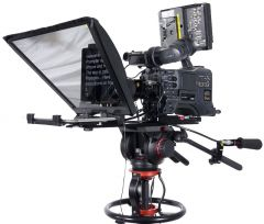 DataVideo TP650 PK Large Screen Prompter Kit for ENG Cameras