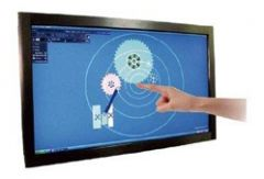 Sony TSA55PB IR Touch Overlay for FWD55-X800E and
