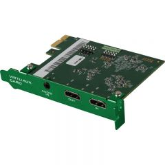 DataVideo TVS-AUX Auxiliary Card for TVS-1000 / TVS-1200 Virtual...