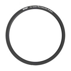 NiSi 82mm Filter Adapter Ring for NiSi Q and S5/S6 Holder for Canon TS-E 17mm - NIP-AD-CTS17-82