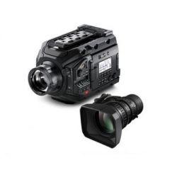 Blackmagic Design URSA Broadcast Camera & Fujinon LA16x8BRM-XB1A Lens Kit