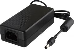 Marshall Electronics V-PS12-5V Marshall  12VDC 5 Amp Power Supply with Push-in Plug