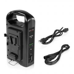 Shape SHAPE FULL PLAY intelligent dual V-mount lithium-ion battery charger - V2PWC