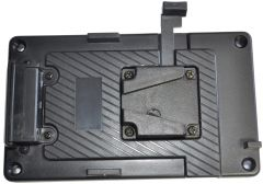 Dracast V-mount battery Plate For LED 1000 Pro and Plus Lights
