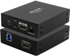 Marshall Electronics VAC-12HU3 Marshall  HDMI to USB 3.0 Converter with Analog Audio Insertion for Video Capture (4096 4:2:2 Compliant)