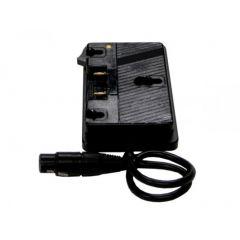 Nila Gold Mount battery adaptor plate
