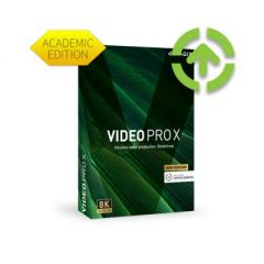 Magix Video Pro X 12 (Upgrade from an Previous Version, Academic) ESD