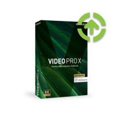 Magix Video Pro X 12 (Upgrade from an Previous Version) ESD