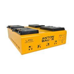 Anton Bauer 8475-0135 LPD Travel Discharger (Gold Mount)
