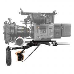 Shape Shoulder baseplate 15 mm LW with remote trigger handle for Sony Venice - VNBP