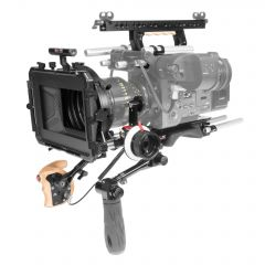 Shape Shoulder baseplate, top handle, top plate remote trigger, matte box, follow focus for Sony Venice - VNKIT