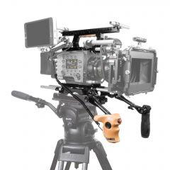 Shape Shoulder baseplate, top handgrip, top plate, remote trigger handle for Sony Venice - VNPRO